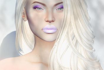 Eyeshadow Irja & Lips Seona by Zibska @ Powder Pack May 2017 - Free image #437601