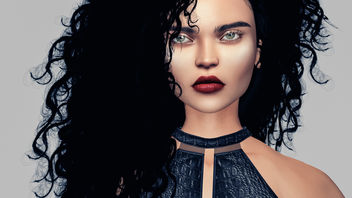 Makeup Celeste by Modish @ Powder Pack - Kostenloses image #437761