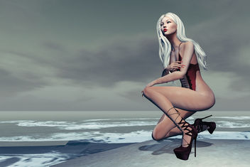 Zuta Bodysuit by La Perla - бесплатный image #438961