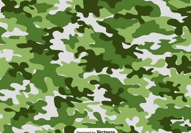 Vector Multicam Pattern - vector gratuit #440301
