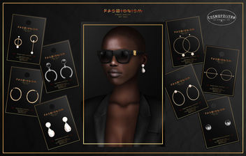 Fashionism @ Cosmopolitan event is now open! - бесплатный image #441281