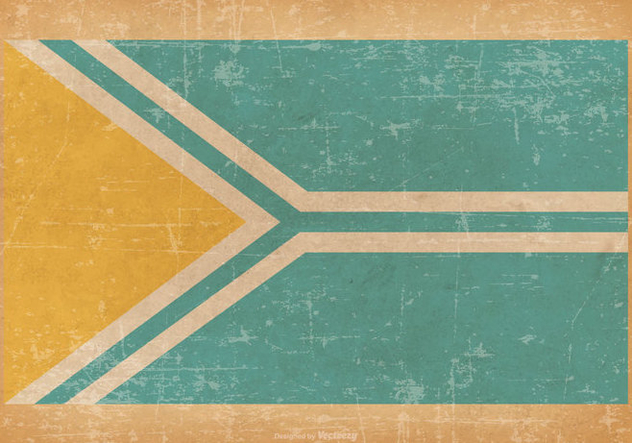 Old Grunge Flag of Tuva - Free vector #441821