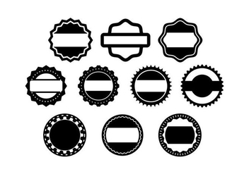 Free Stamp Collection Vector - Free vector #442391