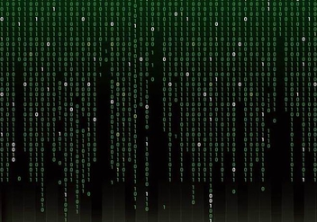 Matrix background vector - vector #444781 gratis