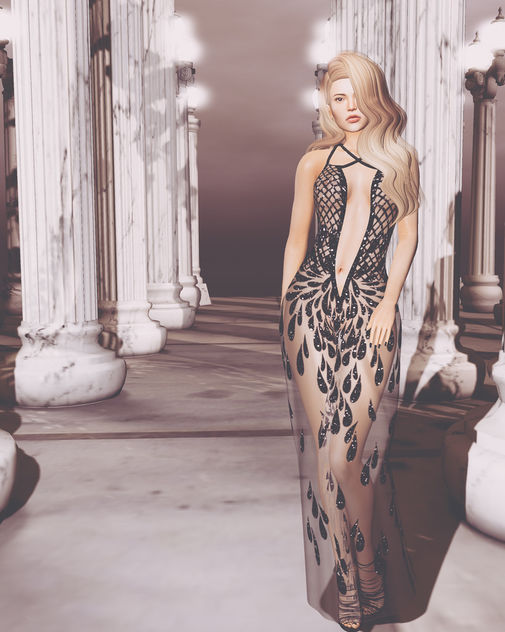 Dakota Gown by Jumo - Free image #446201