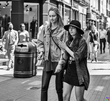 Carnaby Street London 2017 - Kostenloses image #446521