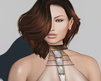 Skin Morena for Catwa by WoW Skins - image gratuit #447331