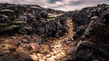 Pingvallavatn - Iceland - Landscape photography - Kostenloses image #448661