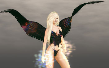 Angel of light - image #448931 gratis