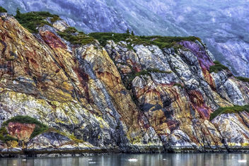 Colorful Cliffs - image #448981 gratis