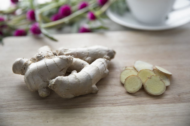 Ginger root - image gratuit #449161