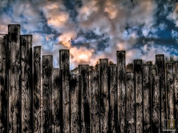 Fenced In - image gratuit #450531