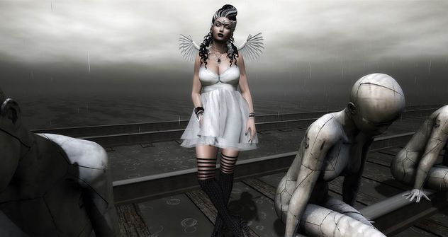 LOTD 78: Black & White (gifts & goodies) - Free image #450941