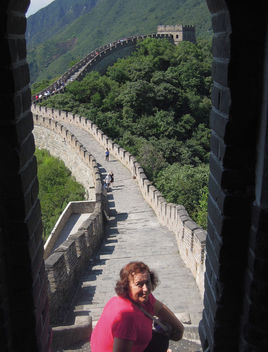 China (Beijing) tired of climbing to towers - бесплатный image #451761