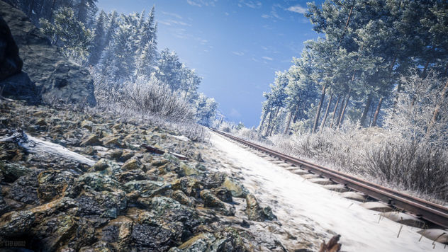 TheHunter: Call of the Wild / At The Tracks - Free image #452361