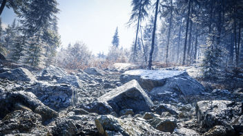 TheHunter: Call of the Wild / Sticks and Stones May Break.. - Kostenloses image #454371