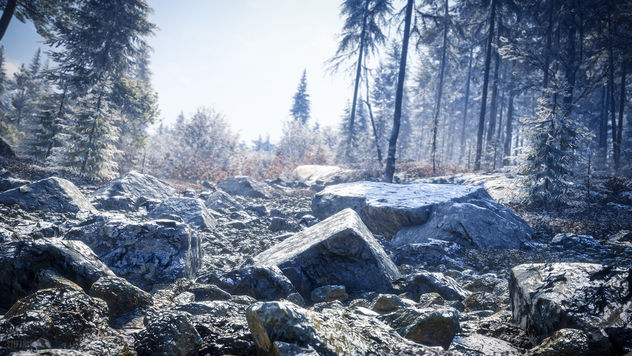 Thehunter: Call of the Wild / Sticks and Stones May Break.. - Free image #454371