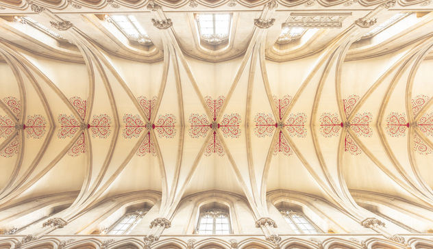 Wells Cathedral Ceiling - Free image #455311