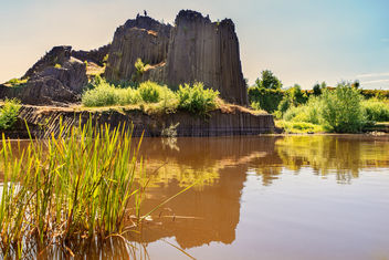 Magical rock of basalt - бесплатный image #456081