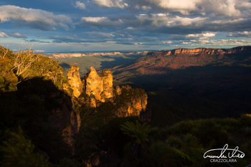 Three Sisters - Blue Mountains - image #456381 gratis