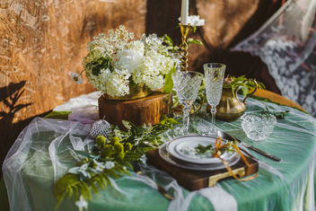 Table Wedding Set.jpg - image gratuit #456521
