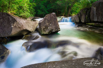 Babinda Boulders Long Exposure - бесплатный image #457241