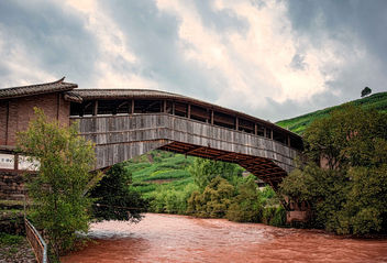 Stock Bridge - image gratuit #457281