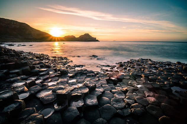 Giant's Causeway - Northern Ireland - Seascape photography - Free image #458151