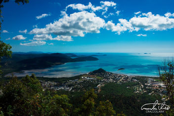 Airlie Beach Panorama - Kostenloses image #458981