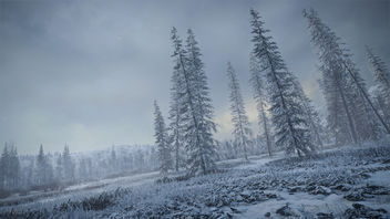 TheHunter: Call of the Wild / Snow Is Coming In - бесплатный image #459121