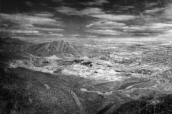West Texas Viewed from Franklin Mountains - image gratuit #460351