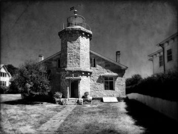 Stonington Light - image gratuit #460641