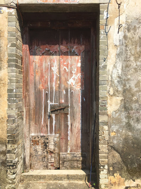 The door, Tai Po, Hong Kong - Free image #464021