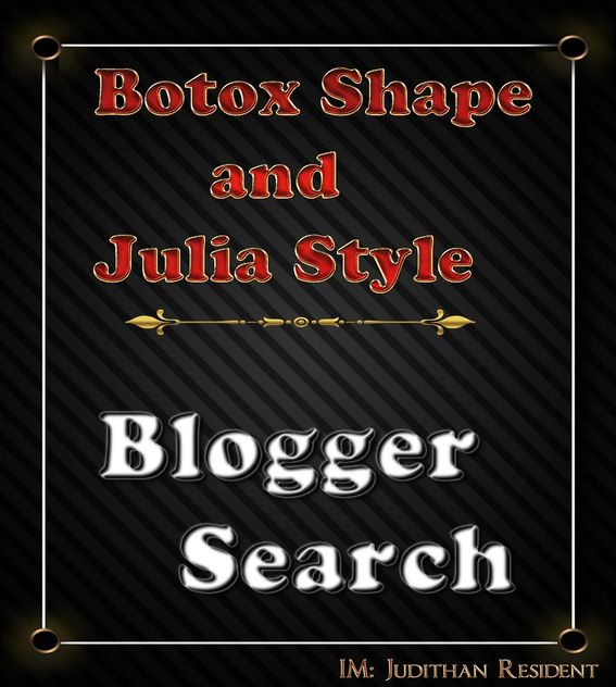 Botox Shape and Julia Style , Blogger Search ! !! - image #467711 gratis