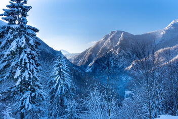 Winter Mountains - image #469231 gratis