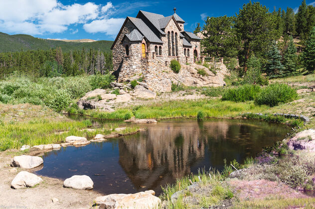 Church of the Rockies - image #473001 gratis