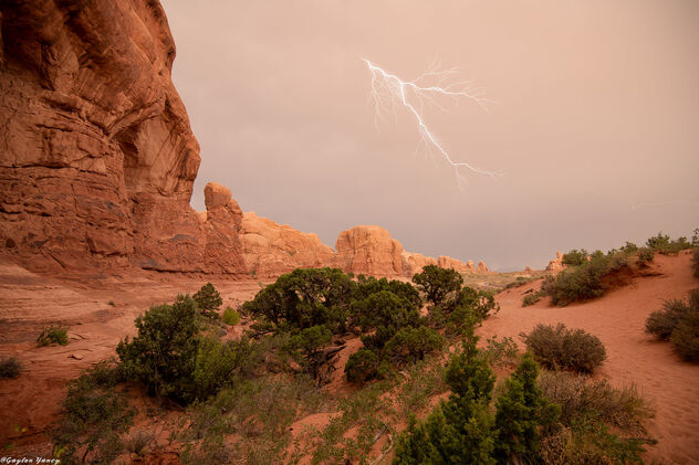 Arches National Park - Lucky Strike - image #473131 gratis