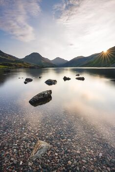 Wast Water Sunrise - Kostenloses image #473961