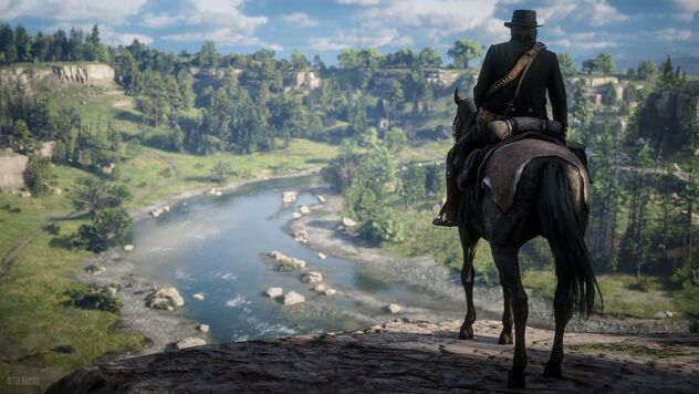 Red Dead Redemption 2 / Viewing Point - Free image #476561