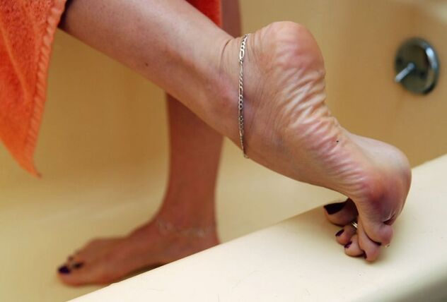 Foot Model Alicia Dwyer, Texas - Free image #476681